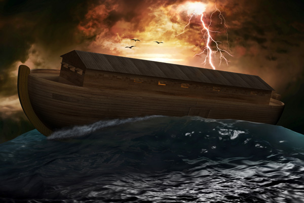 Noah's Ark in the Great Biblical Event